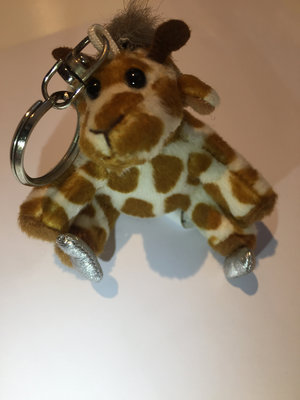 Nyckelring djur